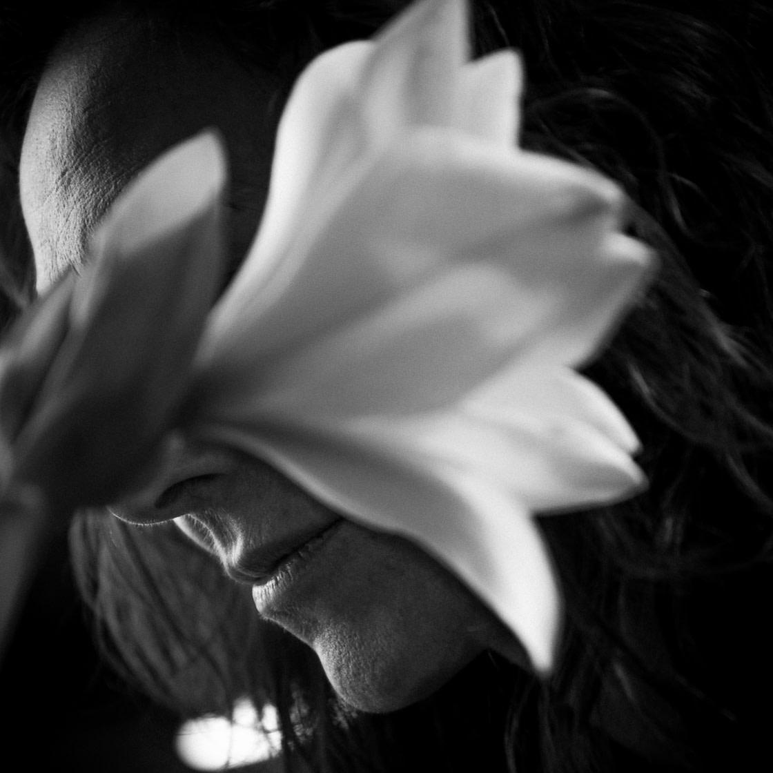 Tulip woman